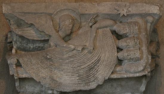 Autun Sleeping monks