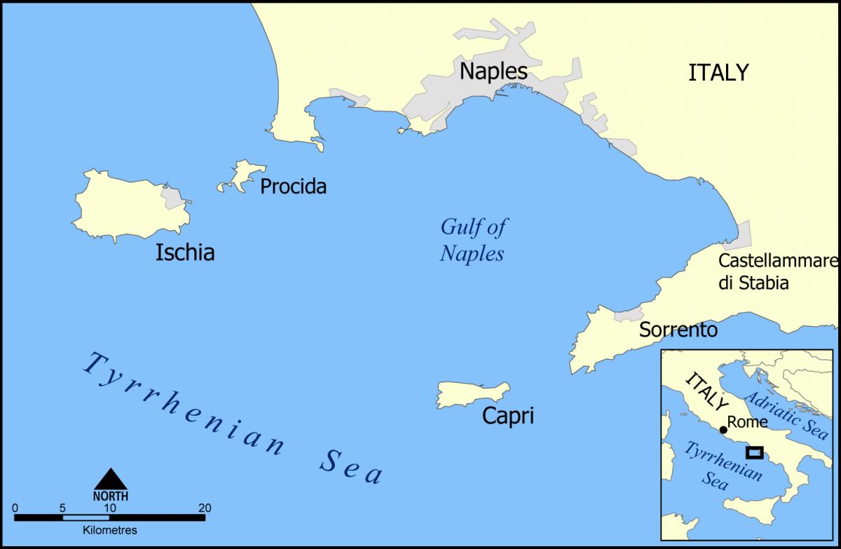 Capri_and_Ischia_map