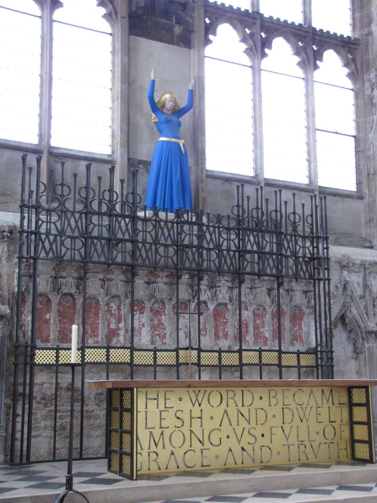 Elys Queens Chapel