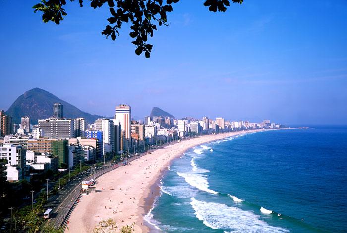 IpanemaBeachRiode JaneiroBrazil