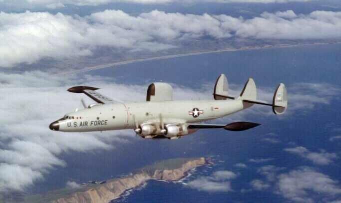Lockheed_EC 121D_Thailand_1972