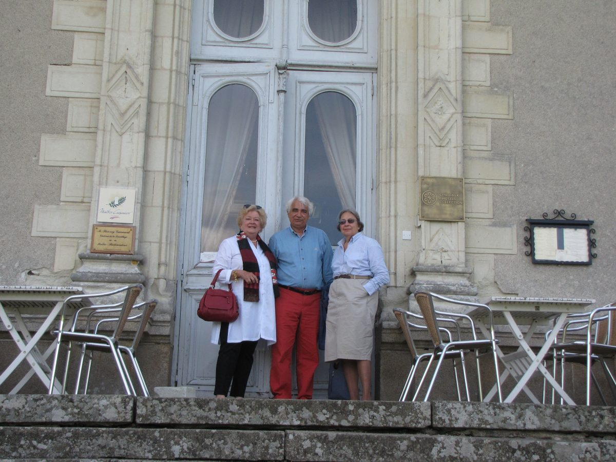 Marion in Tremblaye