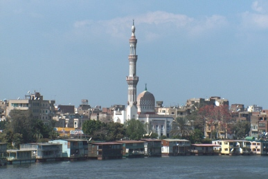MosqueOnTheNile
