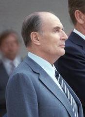 President Mitterrand